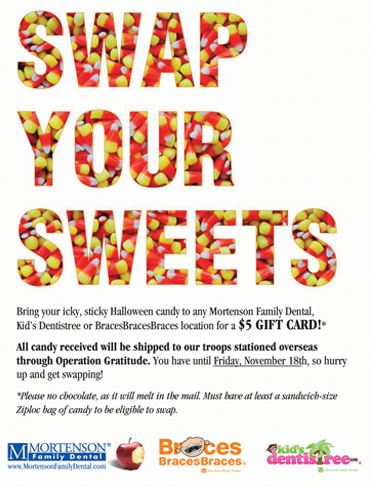 Swap Your Sweets