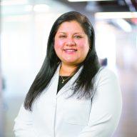 Dr. Samia Shaikh-Milharcic